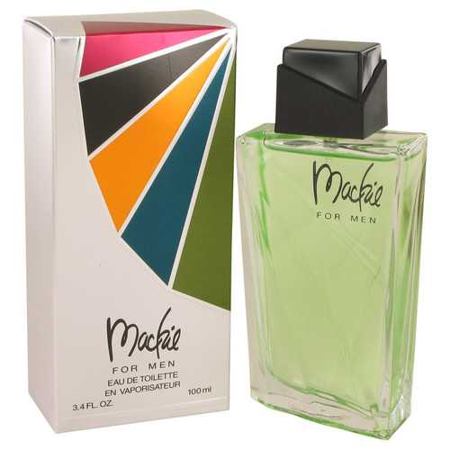 MACKIE by Bob Mackie Eau De Toilette Spray 3.4 oz (Men)