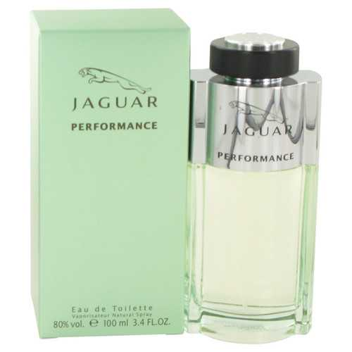 Jaguar Performance by Jaguar Eau De Toilette Spray 3.4 oz (Men)