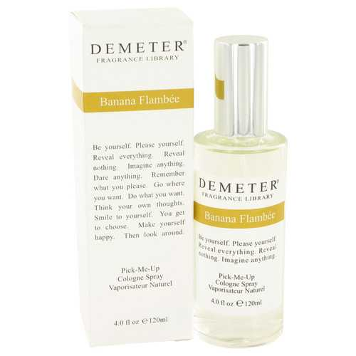 Demeter Banana Flambee by Demeter Cologne Spray 4 oz (Women)
