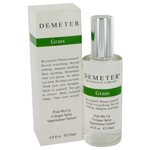 Demeter Grass by Demeter Cologne Spray 4 oz (Women)