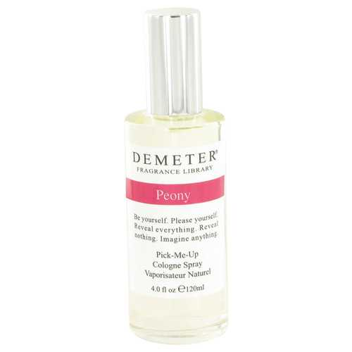 Demeter Peony by Demeter Cologne Spray 4 oz (Women)