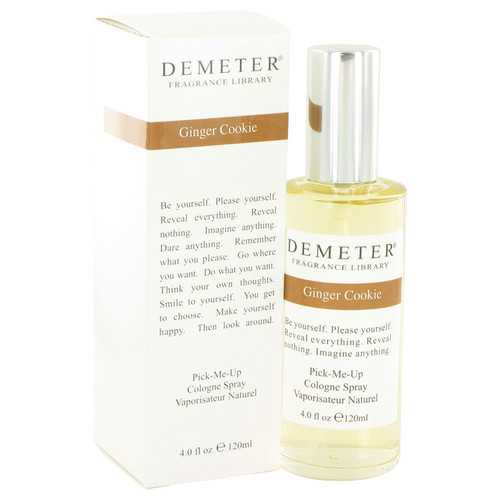 Demeter Ginger Cookie by Demeter Cologne Spray 4 oz (Women)
