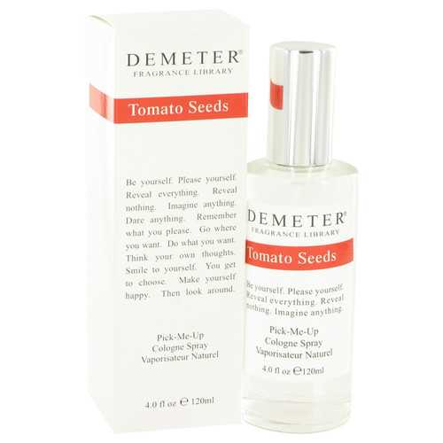 Demeter Tomato Seeds by Demeter Cologne Spray 4 oz (Women)