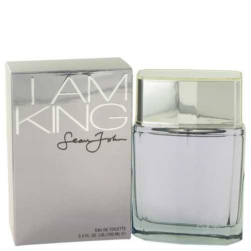 I Am King by Sean John Eau De Toilette Spray 3.4 oz (Men)