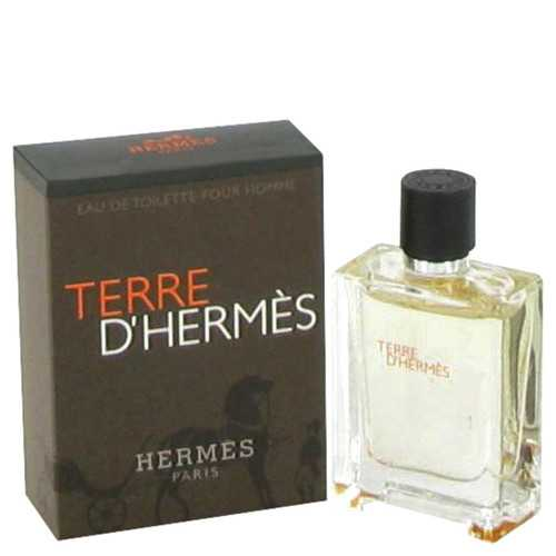 Terre D'Hermes by Hermes Mini EDT .17 oz (Men)