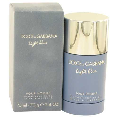 Light Blue by Dolce & Gabbana Deodorant Stick 2.4 oz (Men)