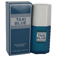 Taxi Blue by Cofinluxe Eau De Toilette Spray 3.4 oz (Men)