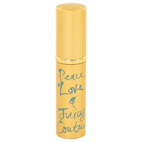 Peace Love & Juicy Couture by Juicy Couture Mini EDP Spray .13 oz (Women)