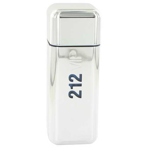 212 Vip by Carolina Herrera Eau De Toilette Spray (Tester) 3.4 oz (Men)