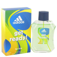 Adidas Get Ready by Adidas Eau De Toilette Spray 3.4 oz (Men)