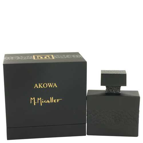 Akowa by M. Micallef Eau De Parfum Spray 3.3 oz (Men)