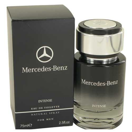 Mercedes Benz Intense by Mercedes Benz Eau De Toilette Spray 2.5 oz (Men)