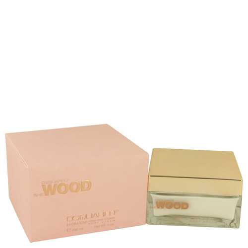 She Wood by Dsquared2 Body Cream 7 oz (Women)
