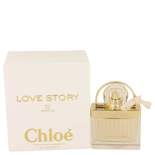 Chloe Love Story by Chloe Eau De Parfum Spray 1 oz (Women)