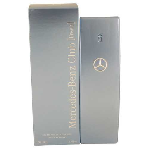 Mercedes Benz Club Fresh by Mercedes Benz Eau De Toilette Spray 3.4 oz (Men)