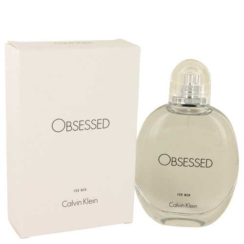 Obsessed by Calvin Klein Eau De Toilette Spray 4.2 oz (Men)