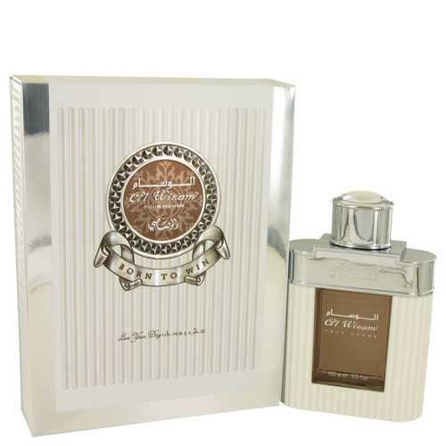 Al Wisam Day Born To Win by Rasasi Eau De Parfum Spray 3.33 oz (Men)