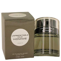 Unpredictable Pour Homme by Glenn Perri Eau De Toilette Spray 3.4 oz (Men)