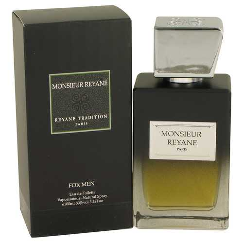 Monsieur Reyane by Reyane Tradition Eau De Toilette Spray 3.3 oz (Men)