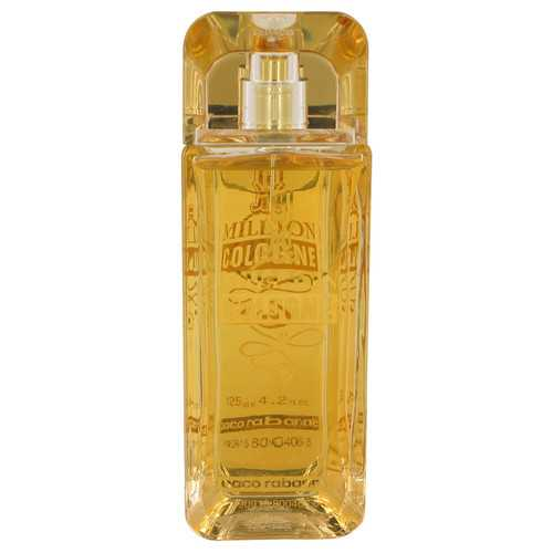 1 Million Cologne by Paco Rabanne Eau De Toilette Spray (Tester) 4.2 oz (Men)