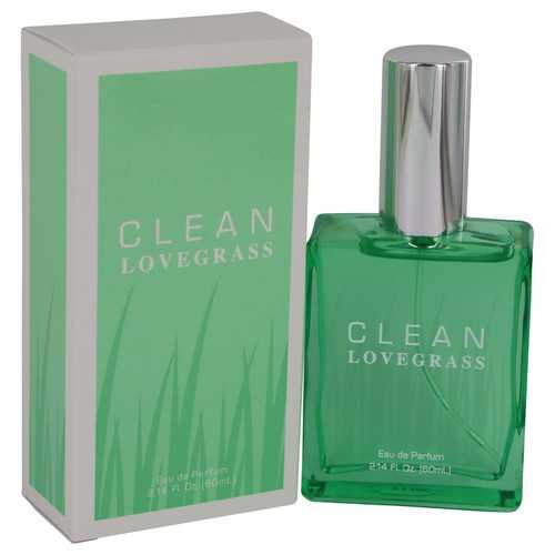 Clean Lovegrass by Clean Eau De Parfum Spray 2.14 oz (Women)