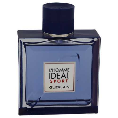 L'homme Ideal Sport by Guerlain Eau De Toilette Spray (Tester) 3.3 oz (Men)