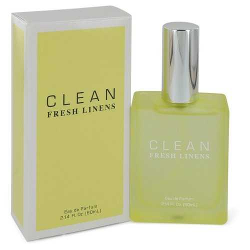 Clean Fresh Linens by Clean Eau De Parfum Spray 2.14 oz (Women)