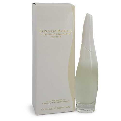 Liquid Cashmere White by Donna Karan Eau De Parfum Spray 1.7 oz (Women)