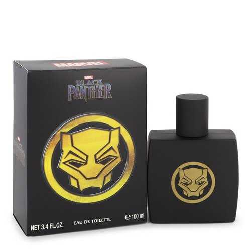 BLACK PANTHER Marvel by Marvel Eau De Toilette Spray 3.4 oz (Men)