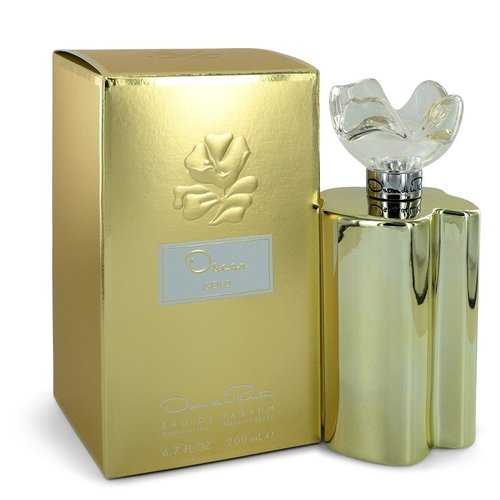Oscar Gold by Oscar De La Renta Eau De Parfum Spray 6.7 oz (Women)