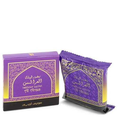 Leilat Al Arais by Swiss Arabian Bakhoor Incense 40 grams (Men)