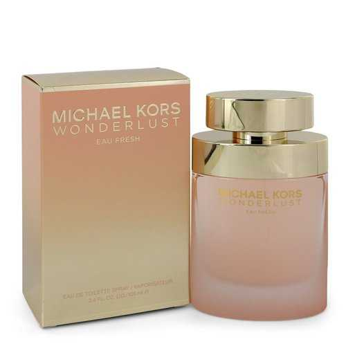 Michael Kors Wonderlust Eau Fresh by Michael Kors Eau De Toilette Spray 3.4 oz (Women)