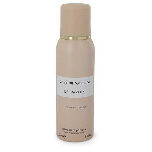 Carven Le Parfum by Carven Deodorant Spray (Tester) 5 oz (Women)