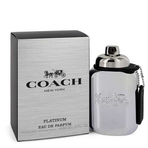 Coach Platinum by Coach Eau De Parfum Spray 2 oz (Men)