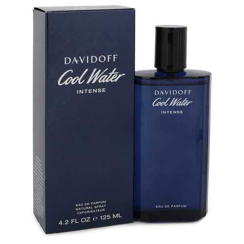 Cool Water Intense by Davidoff Eau De Parfum Spray 4.2 oz (Men)