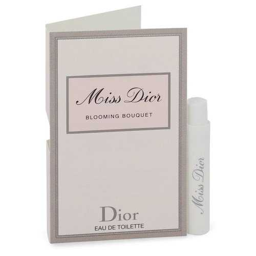 Miss Dior Blooming Bouquet by Christian Dior Vial (sample) .03 oz (Women)