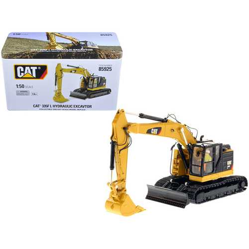 "CAT Caterpillar 335F LCR with Operator ""High Line Series"" 1/50 Diecast Model by Diecast Masters"