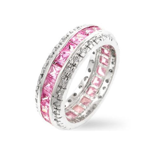 Pretty in Pink Eternity Band