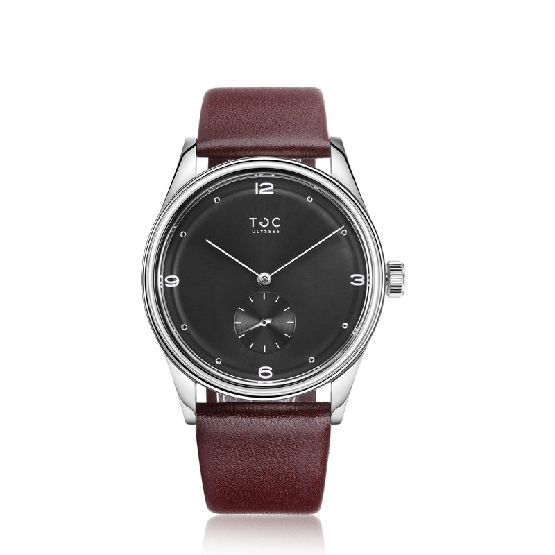 ULYSSES GRAPHITE GREY 40MM