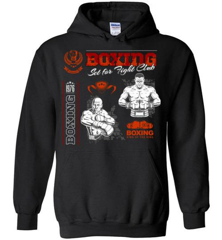 Boxing 1976 College League (Hoodie)