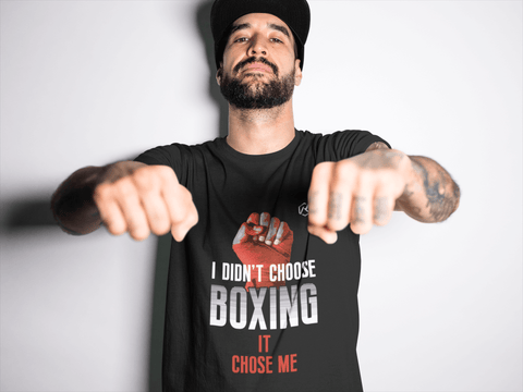 Boxing Chose Me