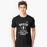 Boxer Ever Since I Saw The Light (Premium T-Shirt)