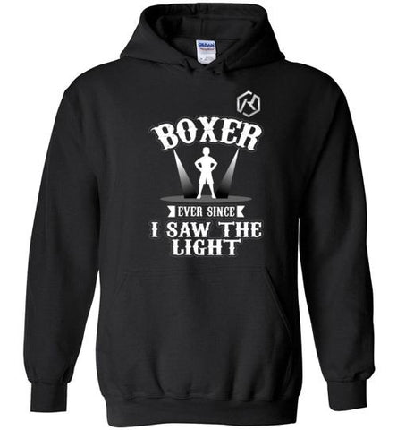 Boxer Ever Since I Saw The Light (Hoodie)