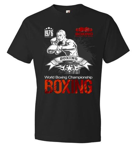 World Boxing Championship (Premium T-Shirt)