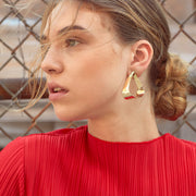 Ana-Luisa-Earrings-Statement earrings-Emily-Gold