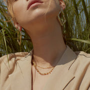 Ana Luisa Necklaces Layered Necklaces Mia Gold