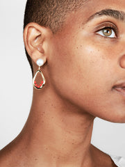 Art Earrings - Anni