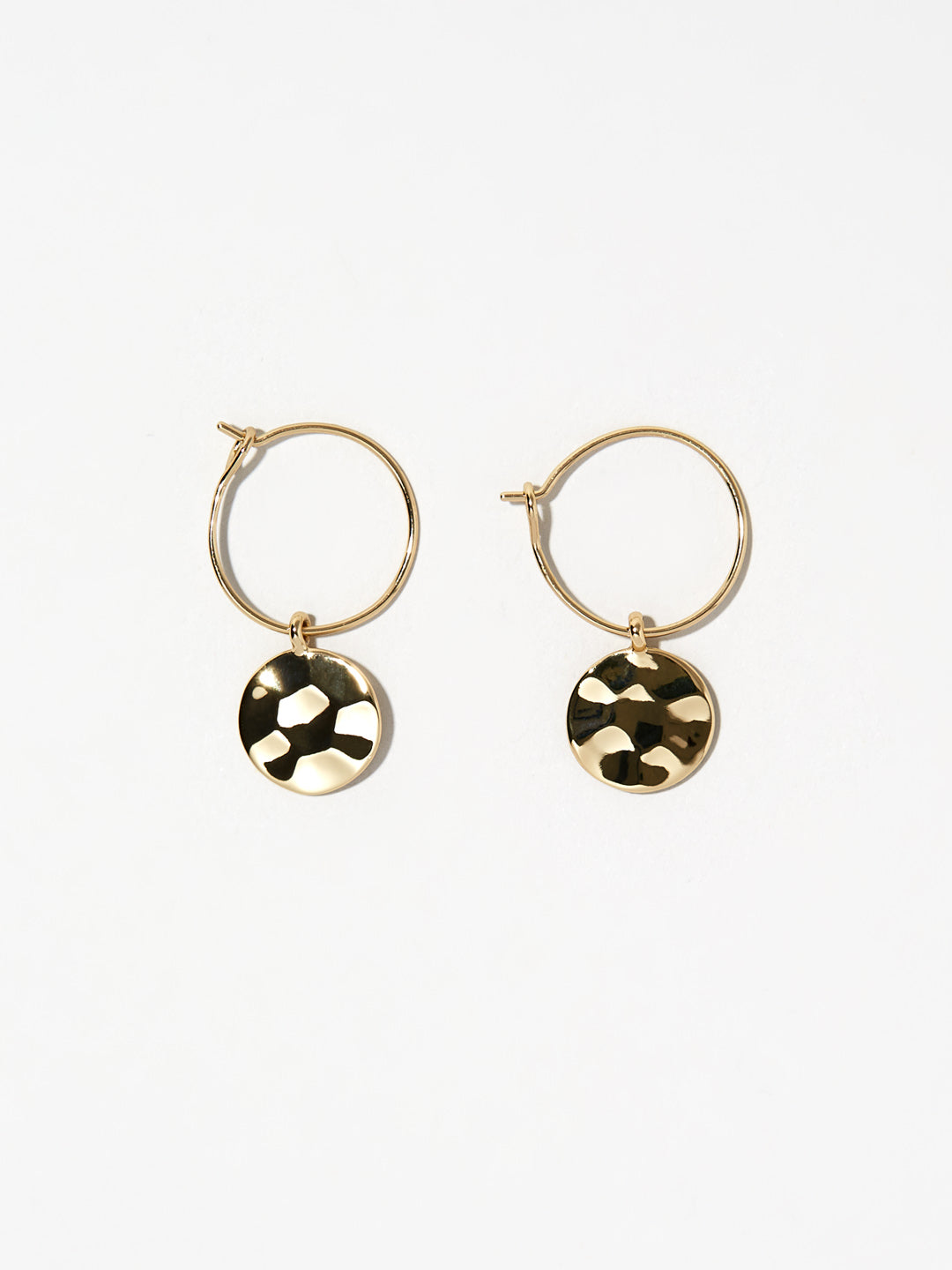 Ana Luisa Earrings Hoop Earrings Tiny Hoop Earrings Georgia Gold