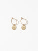 Ana Luisa Earrings Hoop Earrings Zodiac Jewelry Scorpio Hoop Earrings Gold