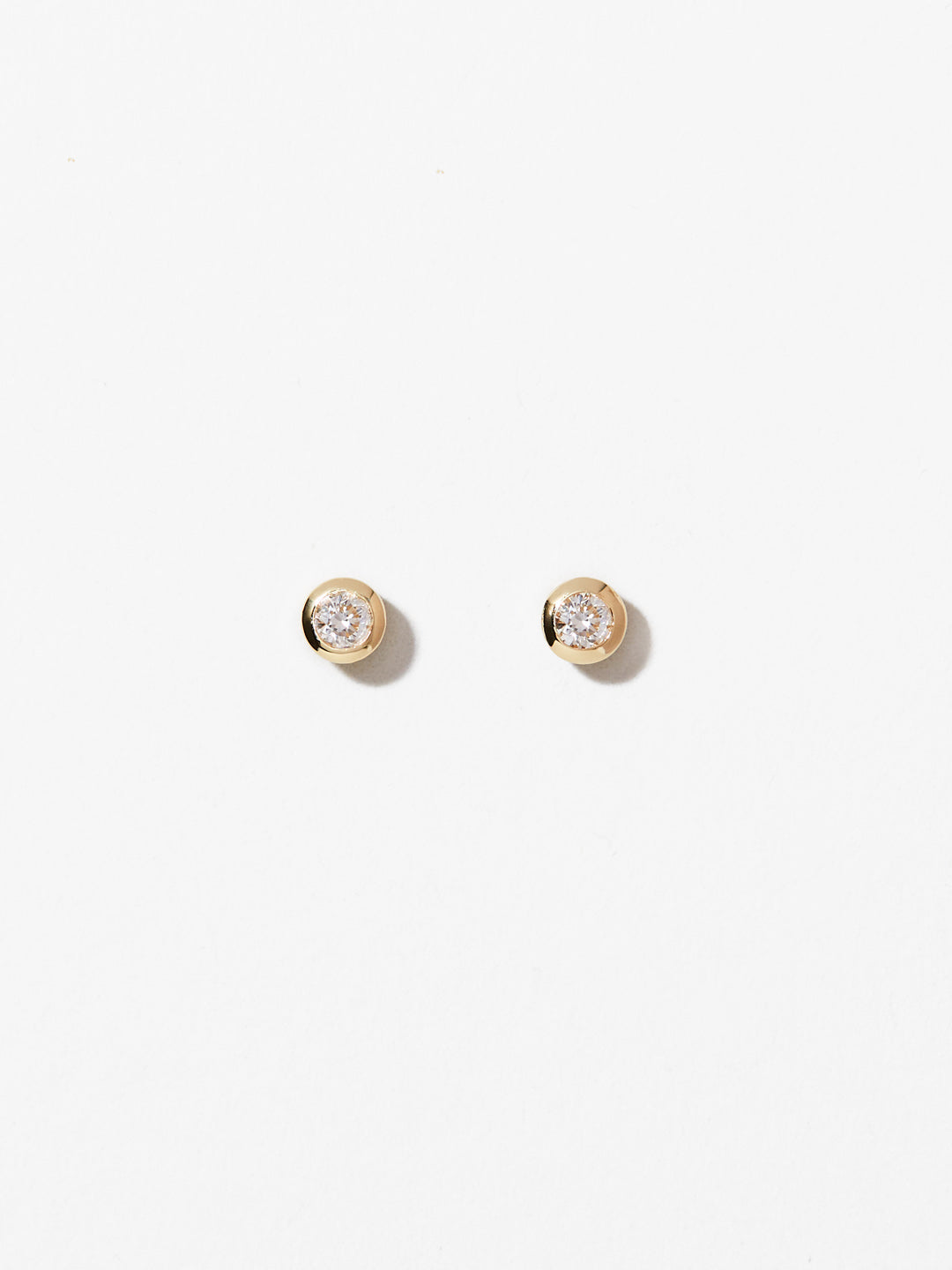 Ana Luisa Earrings Studs Delicate Earrings Diamond Jewelry Diamond Stud Earrings Gold